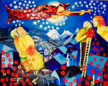 Il Paradiso perduto del Mosaico paesistico-culturale. Attrattività, Armonia, Atarassia. M. Chang, 2017